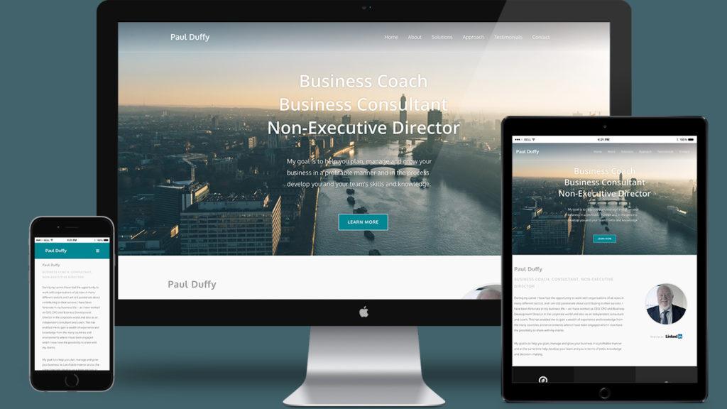 Paul Duffy - Website Design & WordPress Development